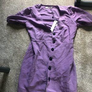 Lavender brand new dress